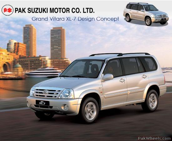 Market Value Suzuki Grand Vitara