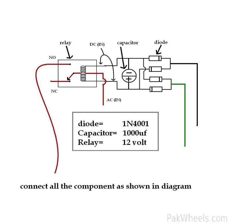 basic wiring diagram low beam wiring database diagram Blinker Wiring Diagram