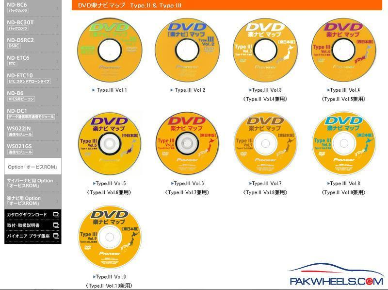 Carrozzeria AVIC DRZ09 Navigation/installation disk - In-Car