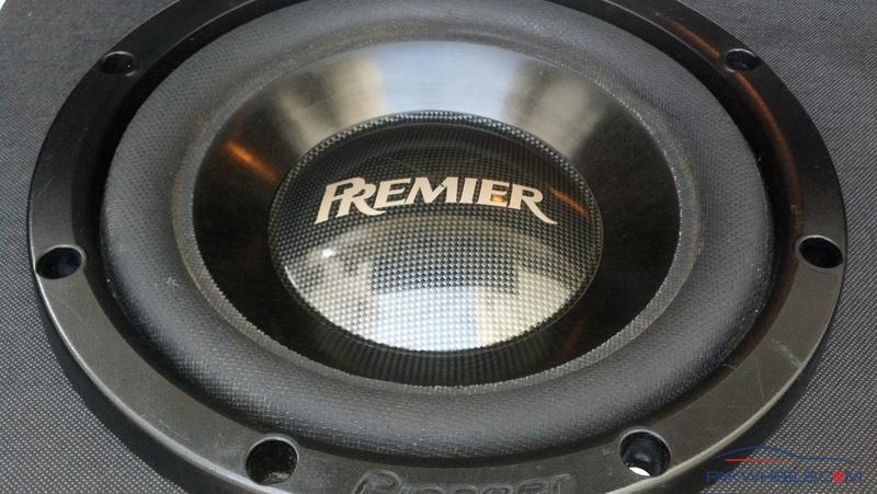 Used Car Parts For Sale >> Pioneer's Premier TS-W125C DVC Subwoofer For Sale! (Made In Mexico) - Car Parts - PakWheels Forums