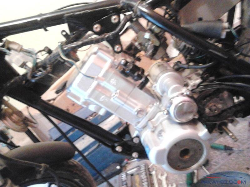 250cc, 150cc and 125cc engines for sale in lahore pakistan