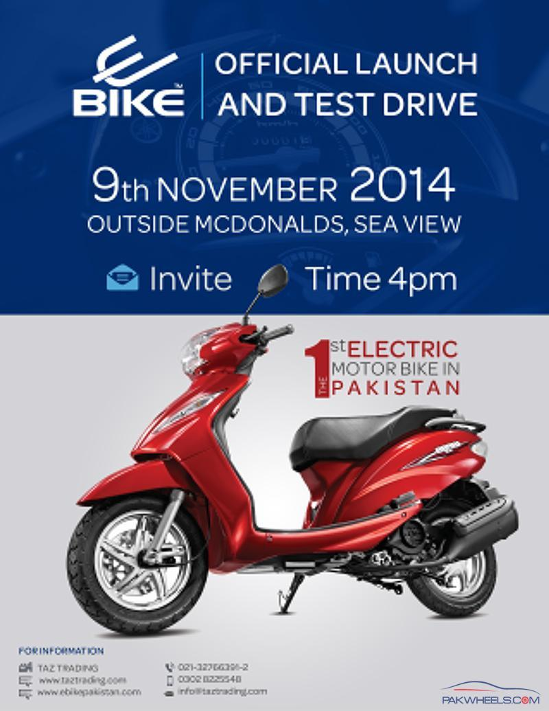 Fastest Electric Bike >> Introducing Electric motorcycles in Pakistan - General ...