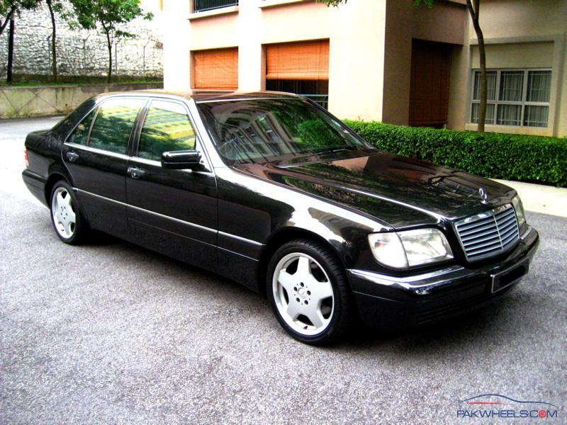 Mercedes Benz S 320 L 1994 For W140 Lovers Members