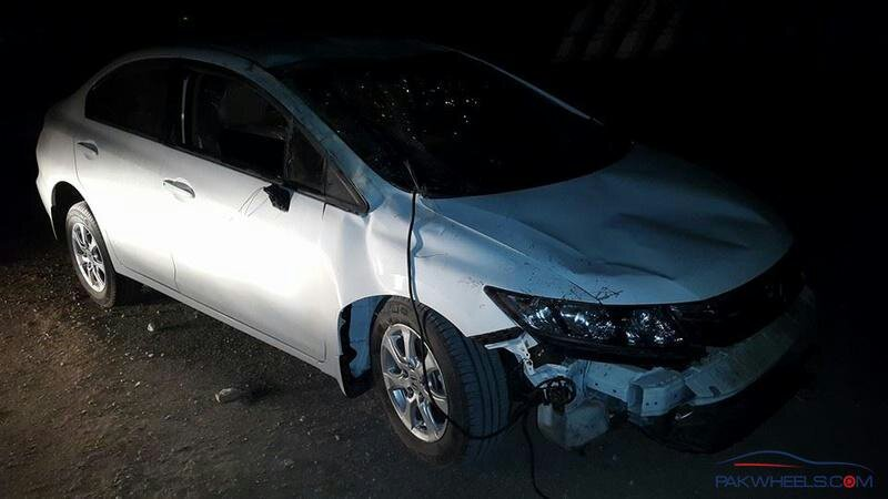 New Civic 9th Gen Worst Crashes Reasons Civic Pakwheels Forums