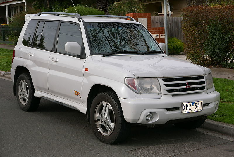 Is Mitsubishi Pajero Mini Available In Five Doors Also