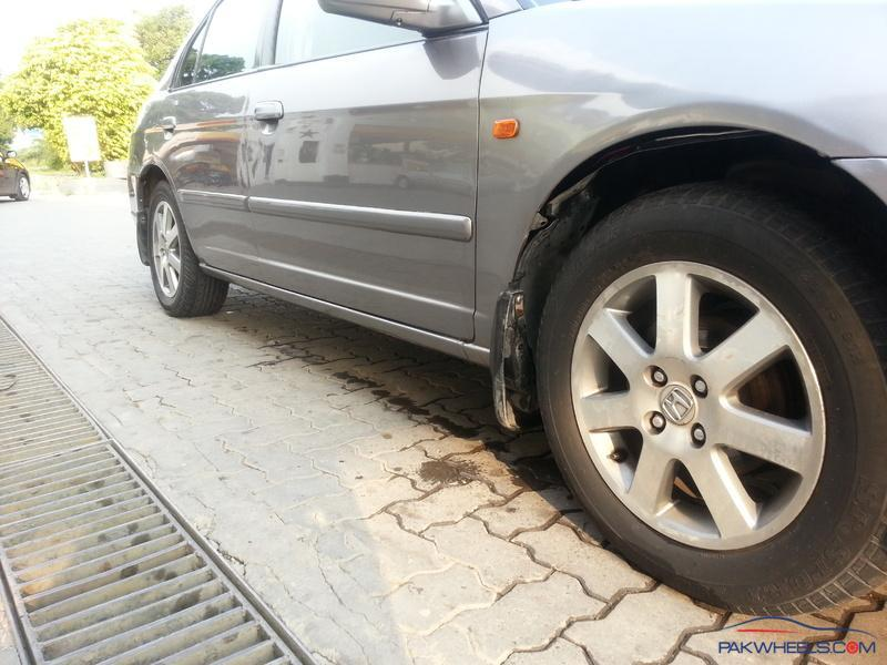 15 Honda Civic Vti O E M 2003 2005 Alloy Wheels And Tyres For In Abad