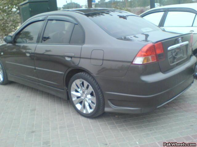 "Can i fit 17"" rims in my honda civic 2005? - Civic ..."