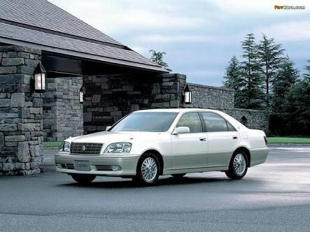 Toyota Crown Athlete Series   Japanese Vehicle ...