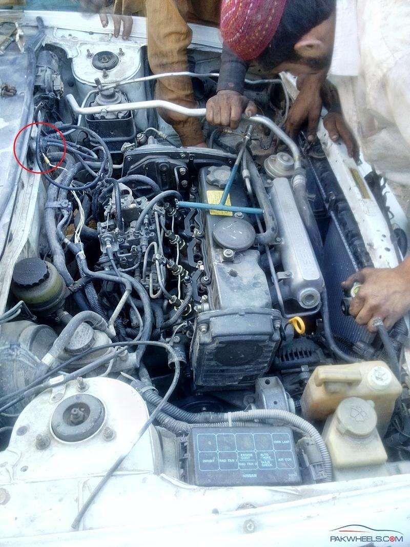 B13 Wiring For Turbo Engine Change Of Nissan Sunny From Cd17 To Cd20t Good Decision I Know That Now The Signal Has Go Ecu And Then It Will Control Iacv But Which Wire Pin Is What Type