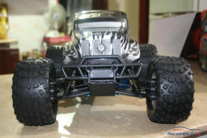 Rc Nitro Monster Truck New For Sale Cars Pakwheels Forums