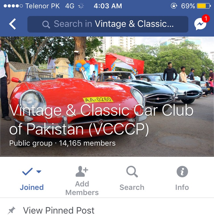 Where can I buy Old cars in Karachi - Vintage and Classic Cars ...