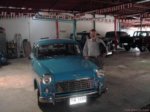 Vintage & Classic Car Club of Pakistan - Vintage and Classic