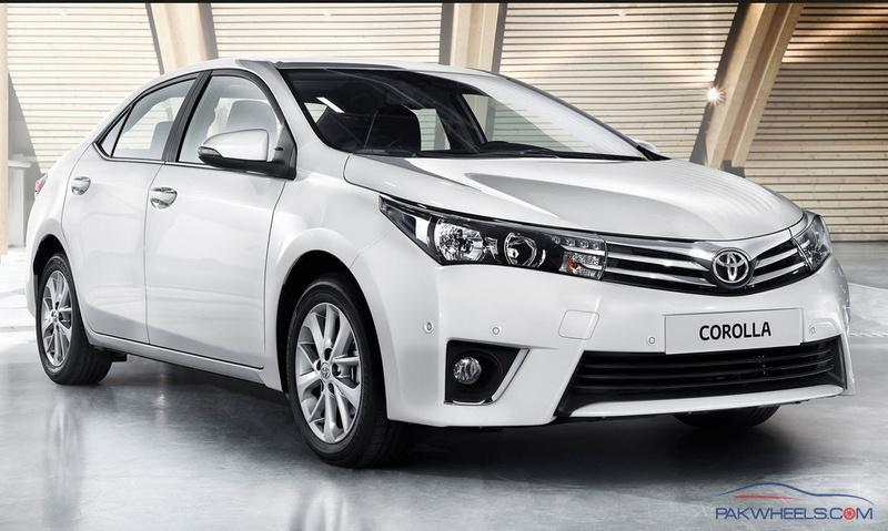 Toyota Corolla 2014 New Shape 1.3L Xli, 1.3L Gli MT/AT Gas Mileage U0026 Petrol  Mileage   Corolla   PakWheels Forums