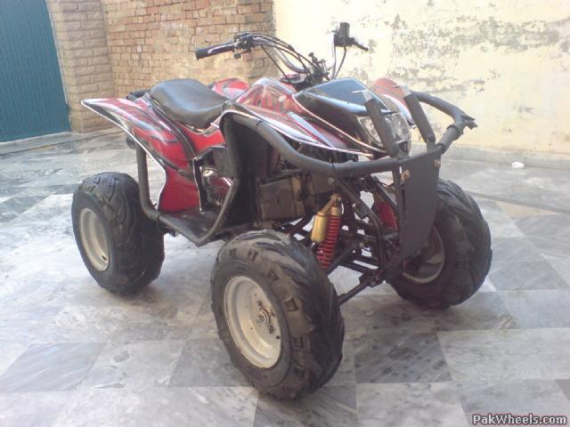 Quad Bike Atv For Sale At Very Reasonable Price Cars Pakwheels
