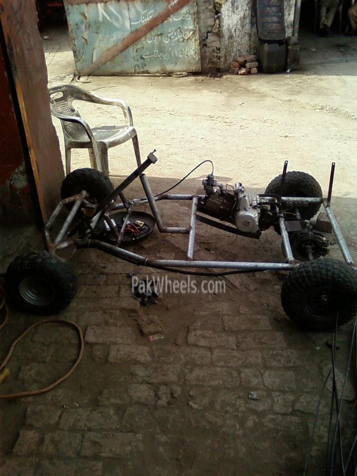 Go kart project - D I Y Projects - PakWheels Forums