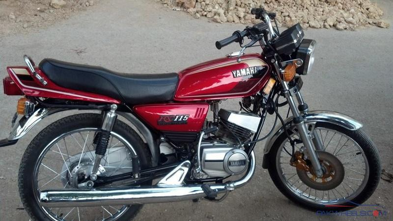 Yamaha RX115 Owners & Fan Club - General Motorcycle