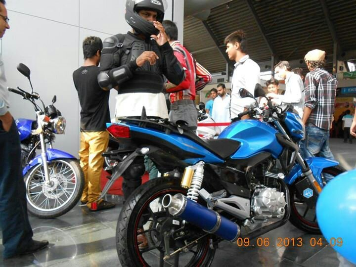 ravi piaggio 150cc is coming - other bike makers - pakwheels forums