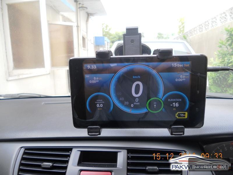 Is it wise to use a Tablet as navigation device? - Member