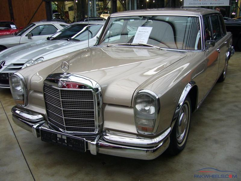 Exceptionnel The Mercedes s600 royale custom made - Vintage and Classic Cars  SH84