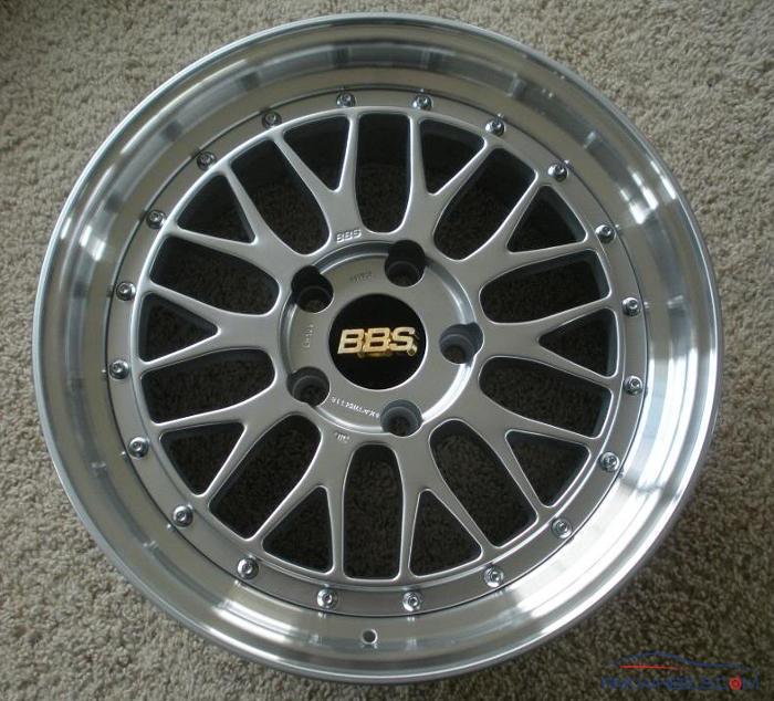17 Inch Bbs Lm Or Good Replicas Car Parts Pakwheels Forums