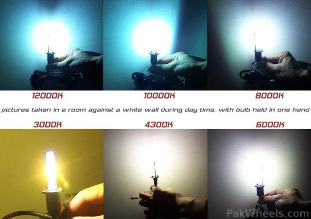 HID lights H1 H4 H7? Whats the difference? - Mechanical/Electrical