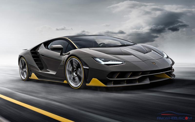 2016 Lamborghini Centenario Lp 770 4 Modified And Sports Cars