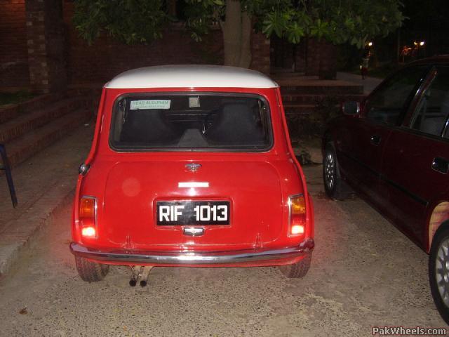 Austin Mini Price In Pakistan Cars Pakwheels Forums