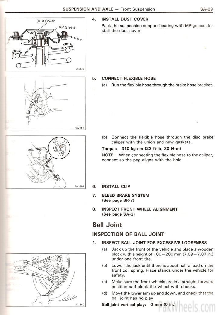 toyota corolla repair manual for ee90 ae92 from 1987 91 1990 toyota corolla repair manual 1990 toyota corolla repair manual pdf