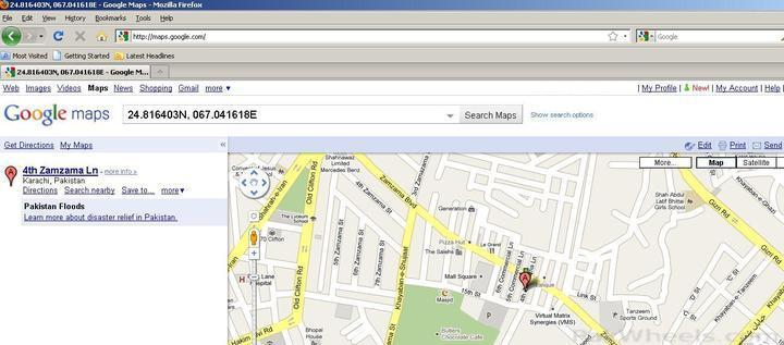 Mobile Gps Car Tracking In Car D I Y Projects Pakwheels Forums