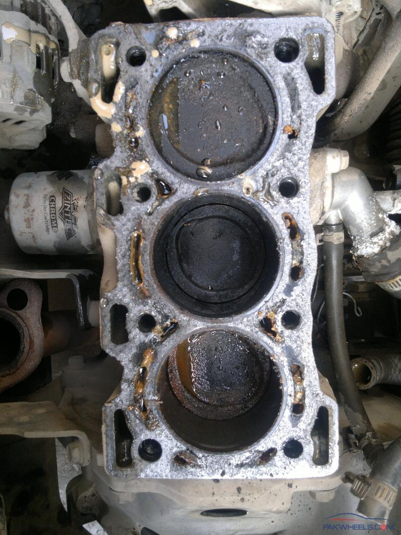 coolant damage the engine block? mechanical electrical pakwheelsits mehran , has been running only on tap water no coolant