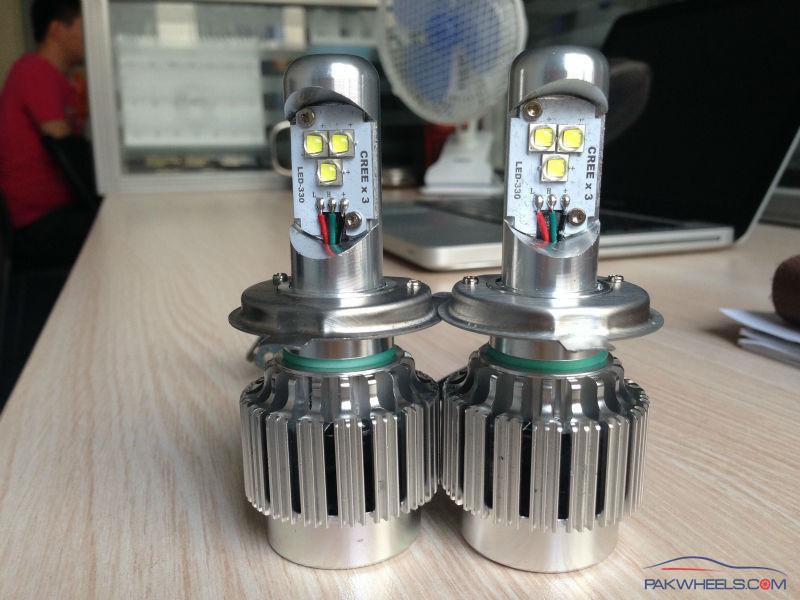 Led H4 Led Mechanical Electrical Pakwheels Forums