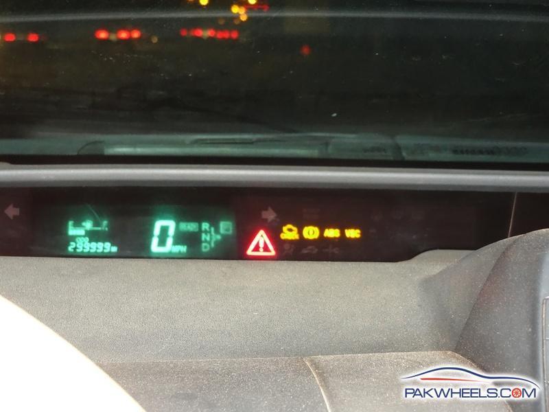 Prius Problem Toyota