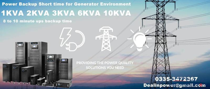 Which UPS/inverter to buy? - Technology - PakWheels Forums