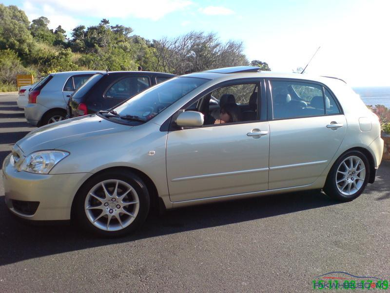 Toyota Corolla Runx Rsi Oem 16 Quot Rims For Sale Car