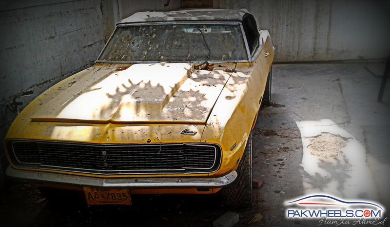 Classic Muscle Cars For Sale >> Vintage n Classic cars in Karachi.... OLD IS GOLD ...