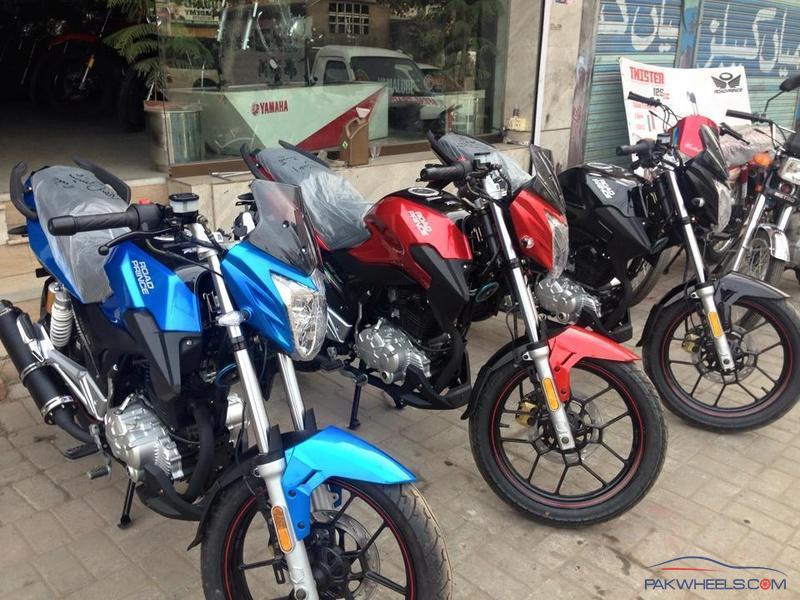 Yamaha Motorcycle Authorized Dealers In Karachi