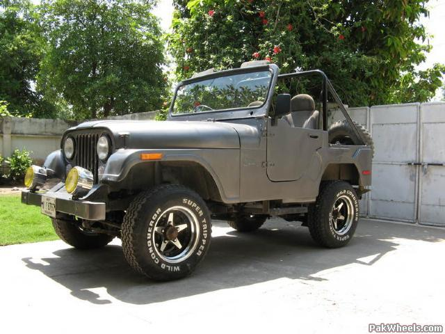 Willys Jeep For Sale Karachi Cars Pakwheels Forums