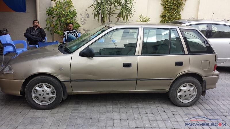 2007 Suzuki Cultus For Sale In Lahore Cars Pakwheels Forums