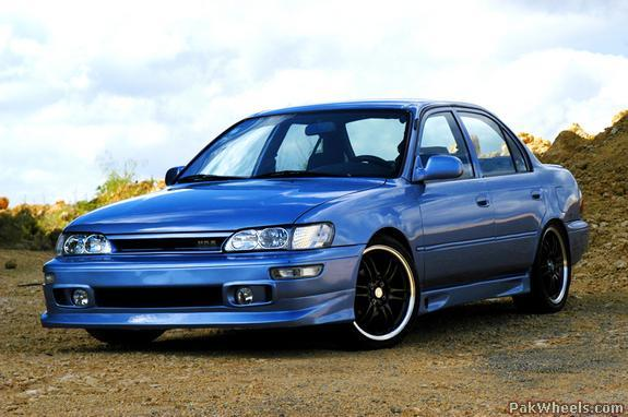 Modified Toyota Corolla Corolla Pakwheels Forums