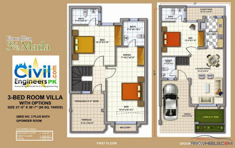 Home Construction [3 Marla] - General Lounge - PakWheels Forums