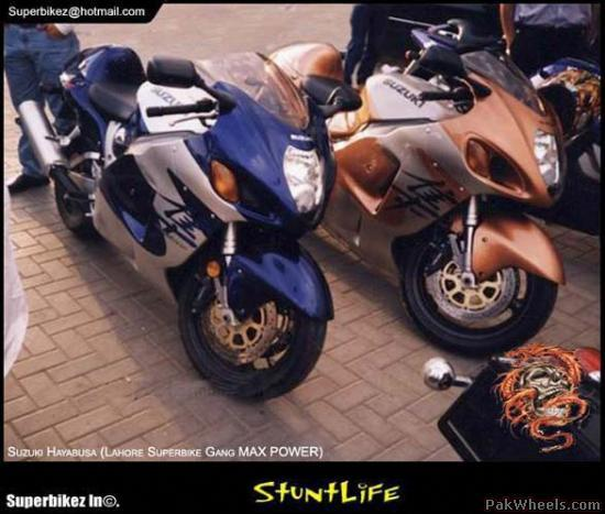 How Much Does A Suzuki Hayabusa Cost