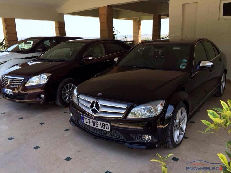 Mercedes E For Sale In Islamabad