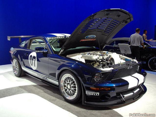 2007 Ford Mustang FR500-GT - Car Parts - PakWheels Forums