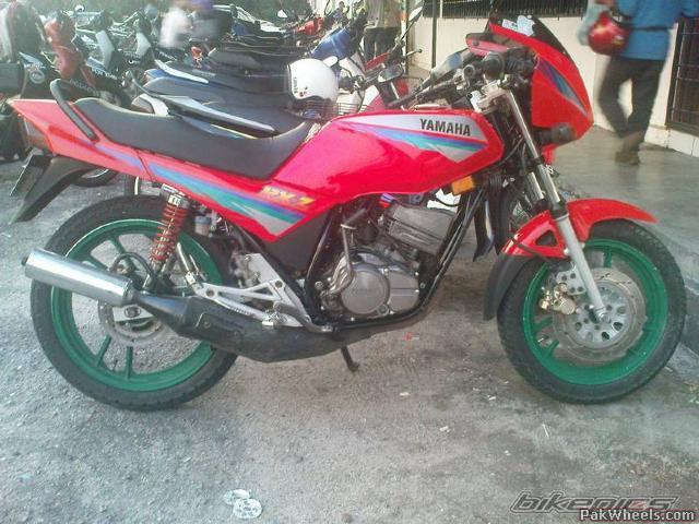 Yamaha rxz 5 speed parts