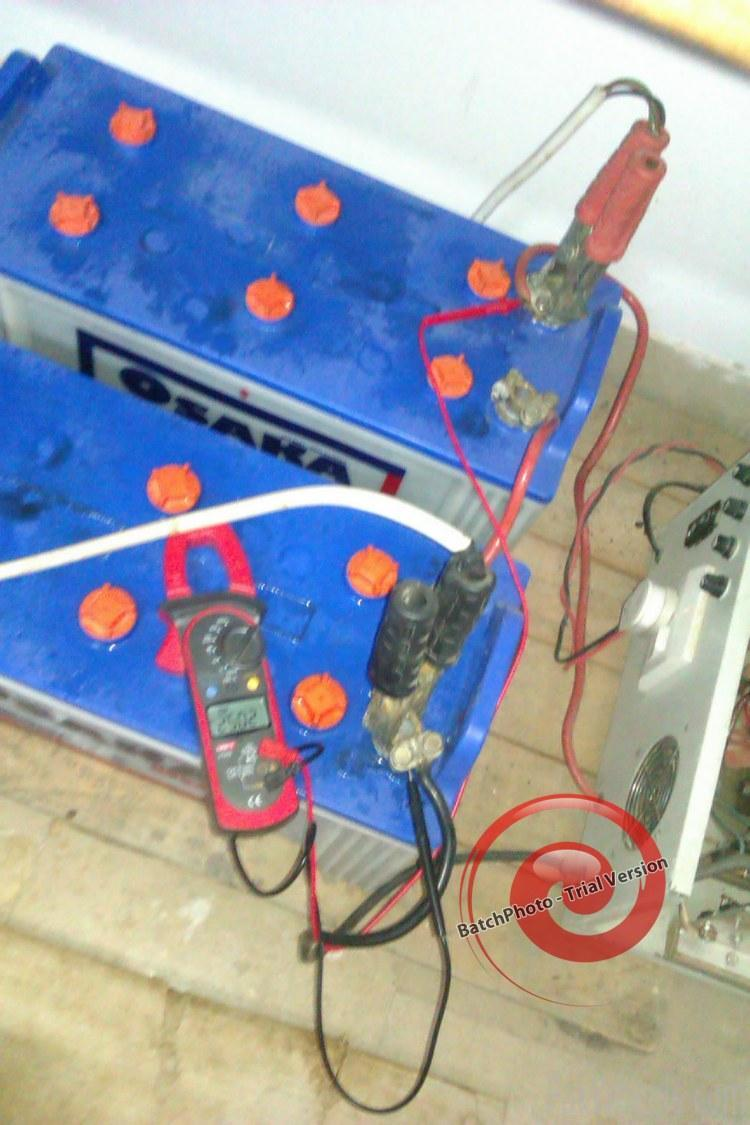 Maintaining UPS/car batteries - Mechanical/Electrical