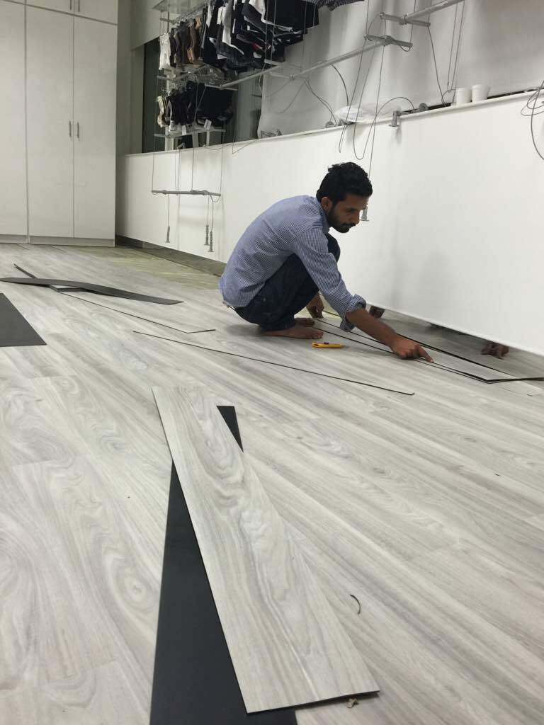 Vinyl Flooring Help Required Real Estate Pakwheels Forums