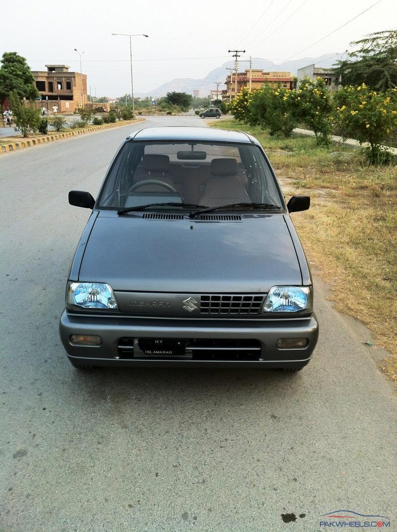 Suzuki Mehran Graphite Grey