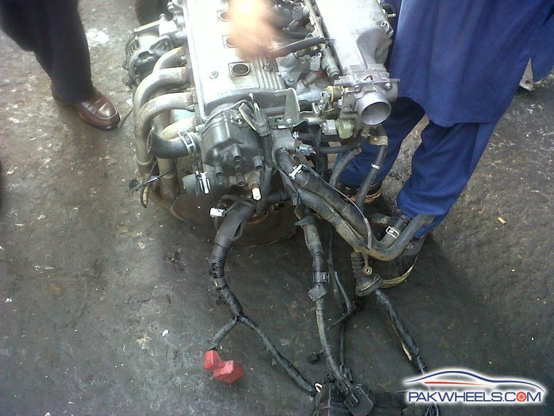 7AFE Engine for Sale  1800CC - Car Parts - PakWheels Forums