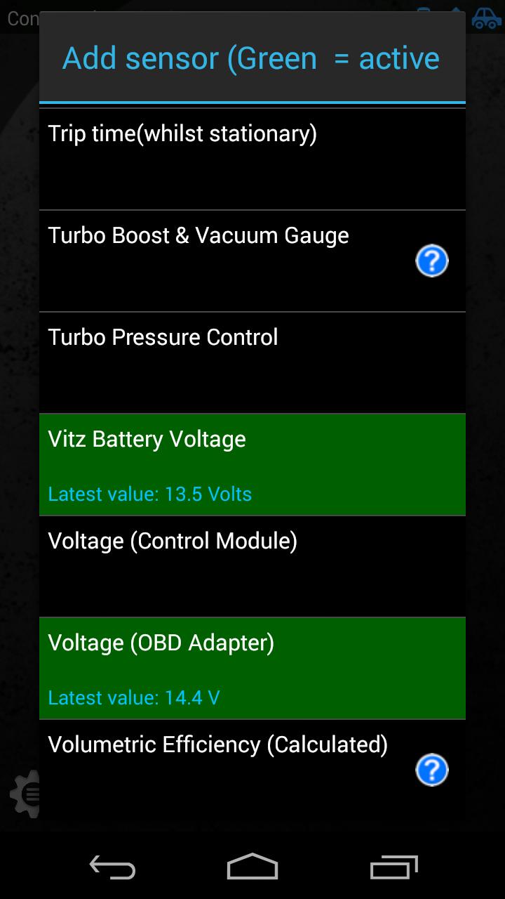 ELM OBD2 Portable device compatibility with vitz 2008 - Vitz
