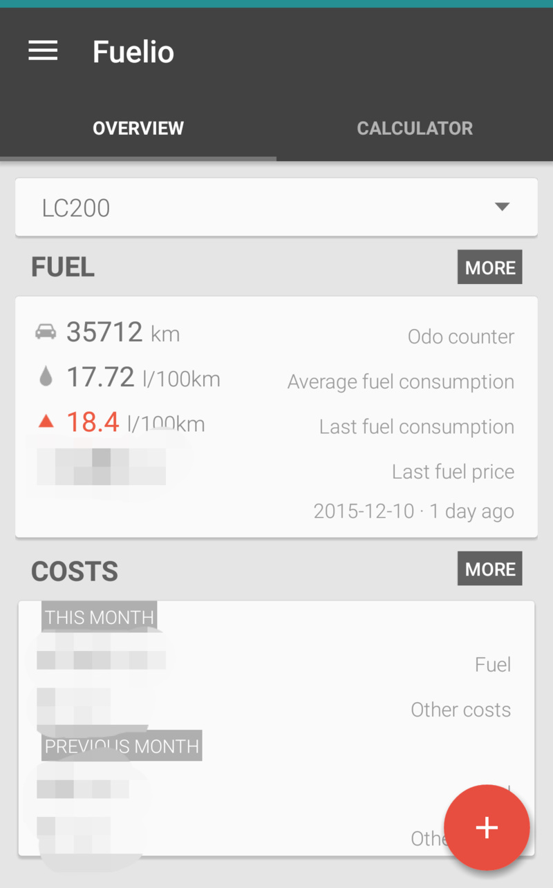 Fuel consumption of LC - General 4X4 Discussion - PakWheels Forums